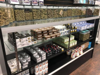 Offerings at Michigan's Finest Cannabis Co