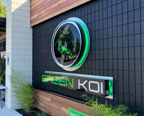 Green Koi Provisioning Center Douglas Michigan