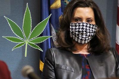 Michigan Governor Gretchen Whitmer signs cannabis laws