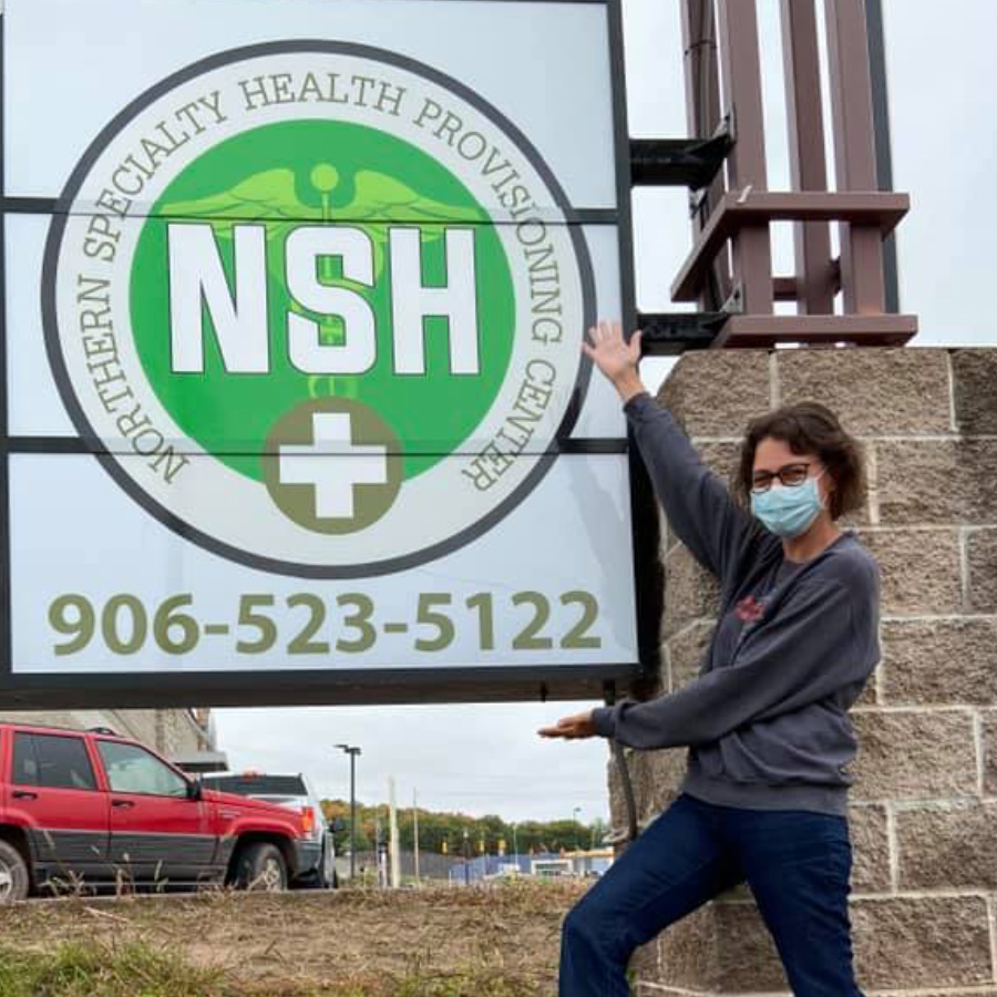 Northern Specialty Health Dispensary in Houghton Michigan