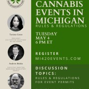 Michigan Cannabis Event Rules & Regulations
