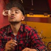 Cannabis Consumption Lounge III Cannaclusive Stock Photo