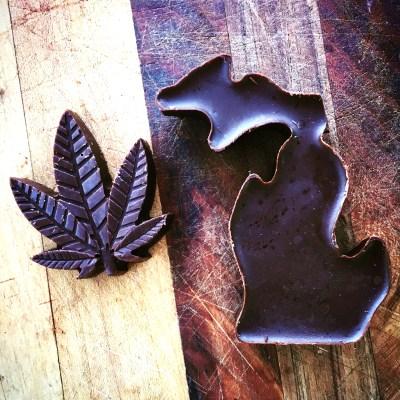 Edible Cannabis Chocolates