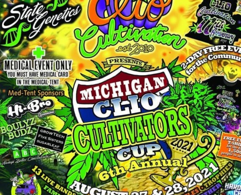 2021 Clio Cultivators Cup August