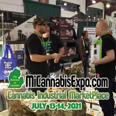 2021 Michigan Cannabis Expo Mt Pleasant