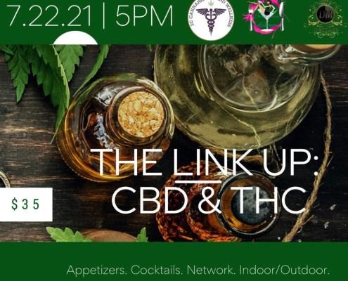 The Link Up CBD & THC