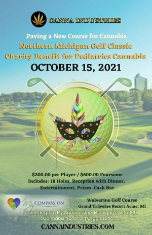 Northern Michigan Golf Scramble
