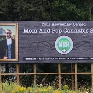 Northern Specialty Health Billboard