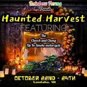Rainbow Farms Haunted Harvest 2021