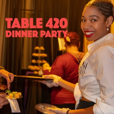 Table 420 Dinner Party