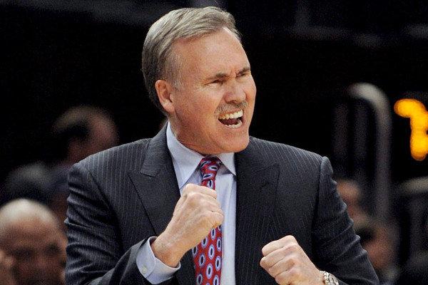 New LA Lakers head coach Mike D'Antoni