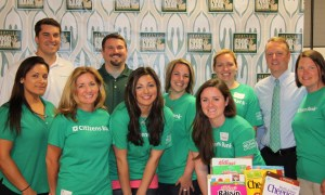 Gleaners volunteers at the Huger Free Summer 2016 kick-off