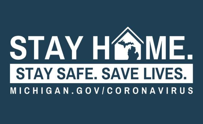 Governor Whitmer Annouces Stay At Home Order For Michigan