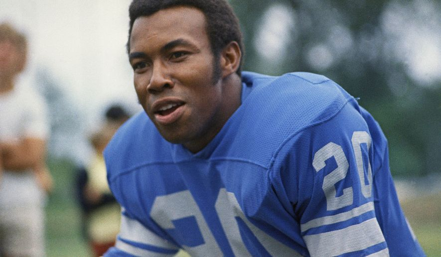 Lions Hall of Famer Lem Barney sues pizza chain for racial discrimination    The Michigan Chronicle