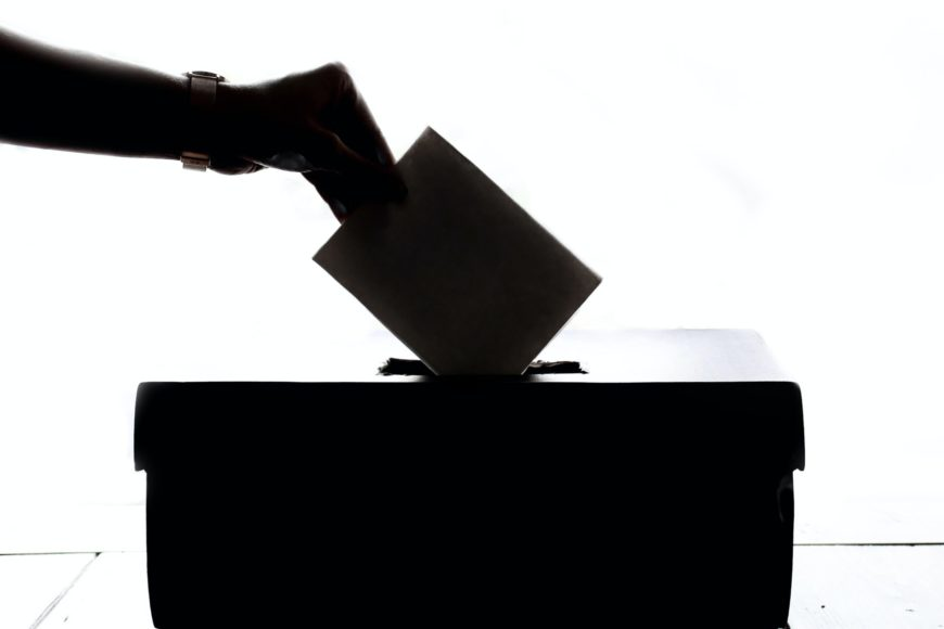 Primary Elections Voters Must Return Absentee Ballots in Person, or Via Drop Box