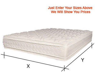 Custom Sized Hand Made Mattresses