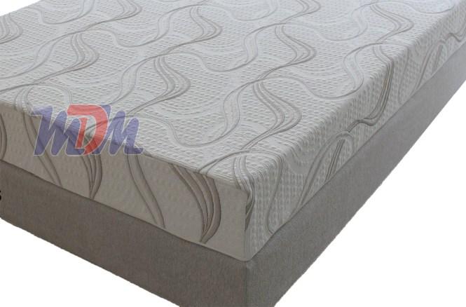 Best Luxury Cool Gel Plush Memory Foam Mattress Easy Rest Lux 12 Inch