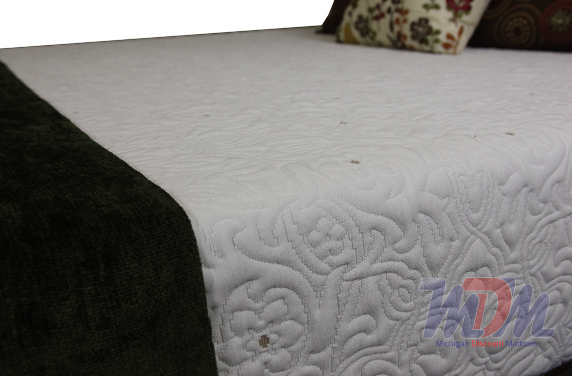 Gel Infused Memory Foam Mattress