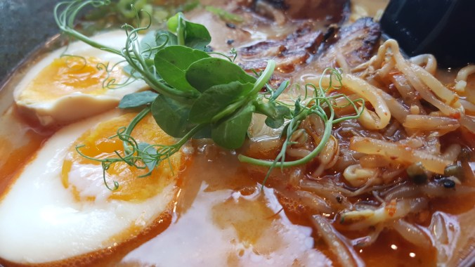 Soft Boiled Eggs Gaijin Ramen