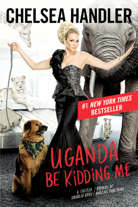 Uganda Be Kidding Me Book Cover