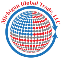 Michigan Global Trade-Logo with words