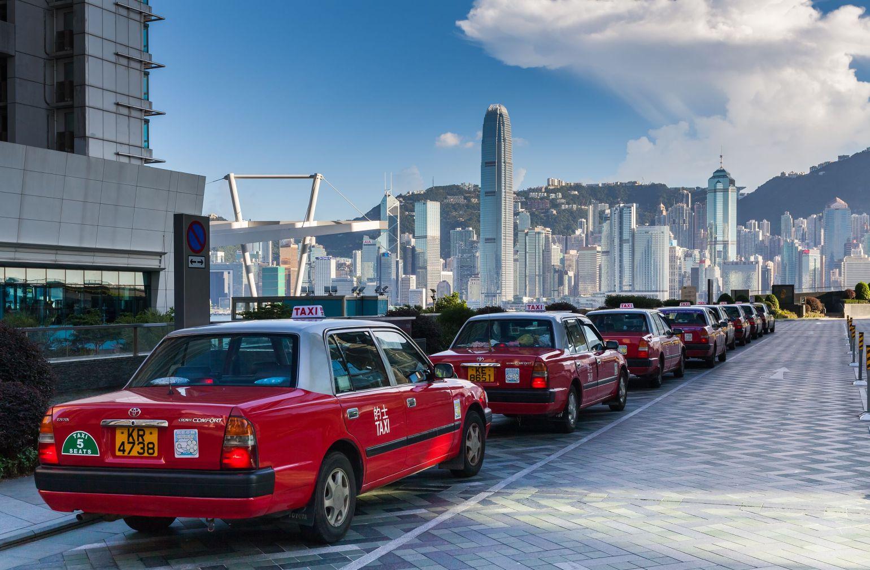 TaxiHongKong