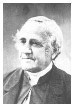 Reverend Cornelius Vander Meulen