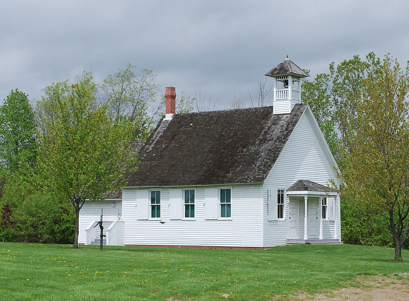 Livonia Greenmead Historical Park  Michigan History