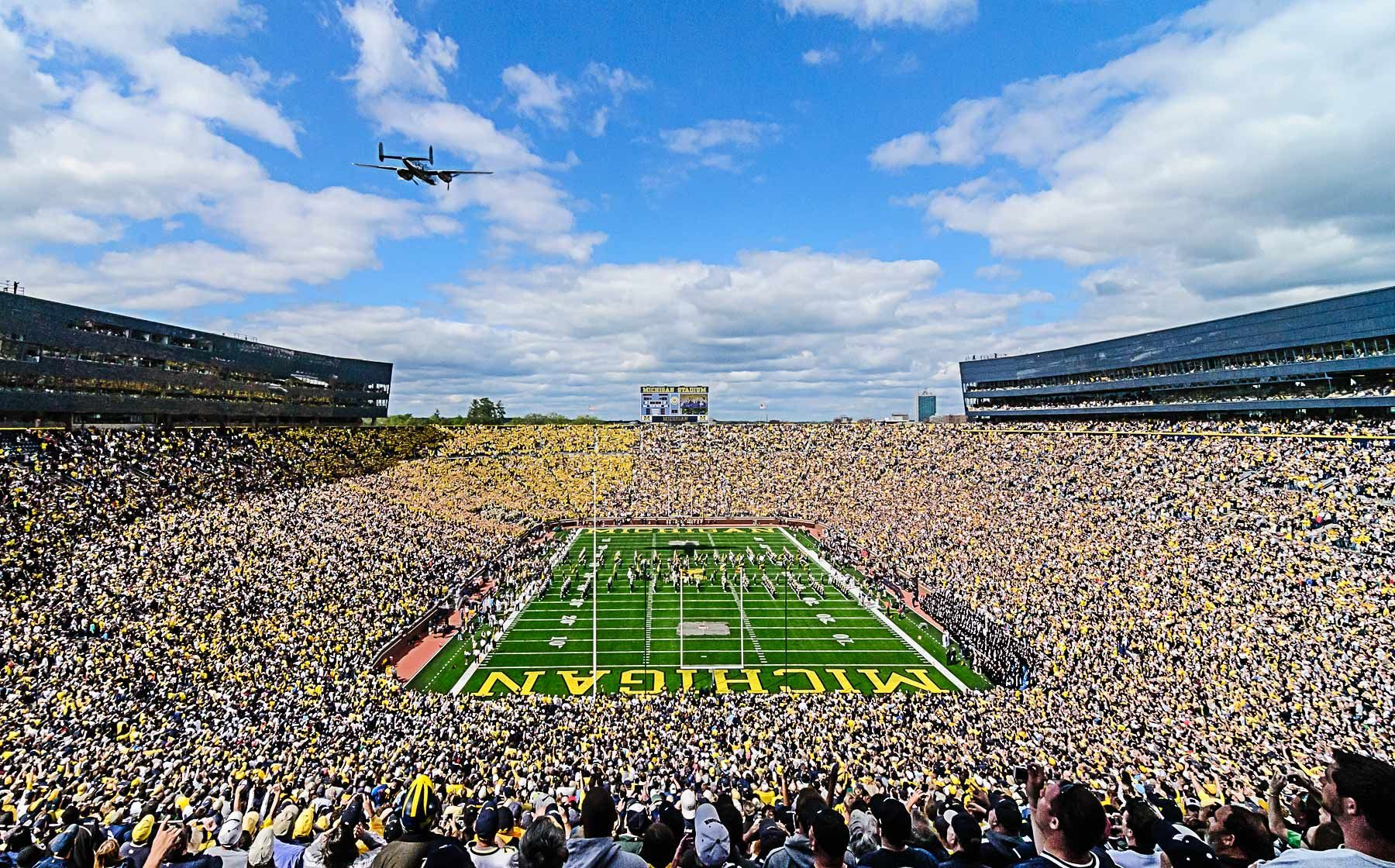 Image result for big house michigan