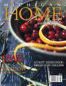 Winter 2016 - Michigan Home and Lifestyle Magazine