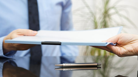 Common documents and forms you may see in a personal injury claim image