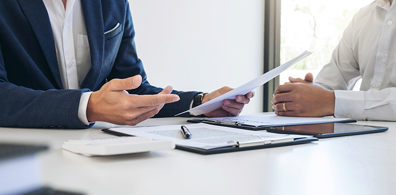What to expect at a personal injury mediation image
