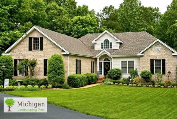 residential landscaping maintenance