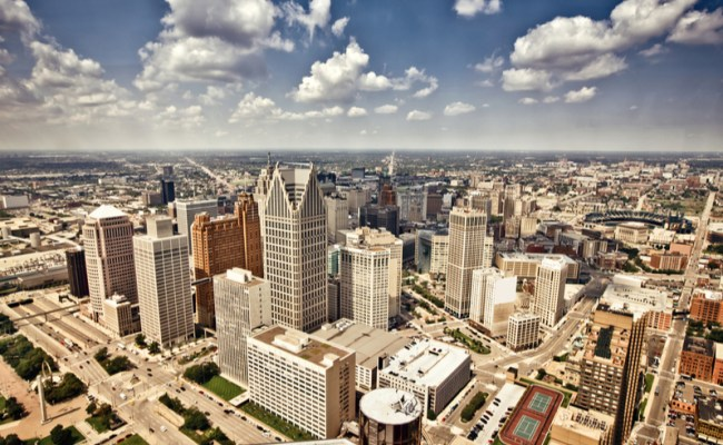 Michigan Promotes Stay At Home Order As Detroit Becomes A
