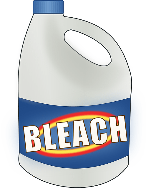 Ever Think Twice About Using Bleach?