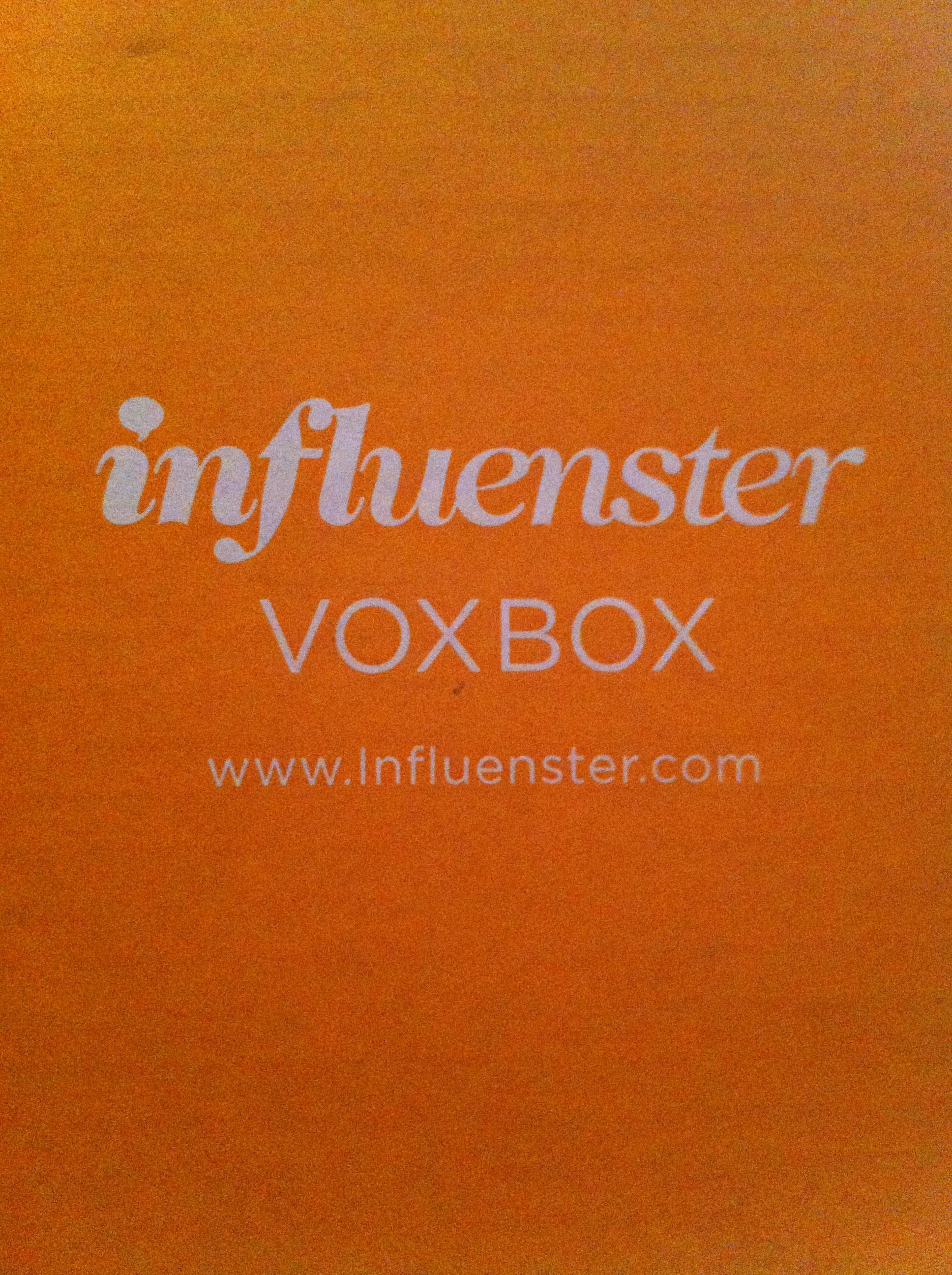 My #Mama VoxBox by Influenster