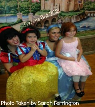Enchanted Princess Ball
