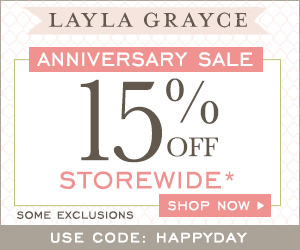 Layla Grayce Offers 15% off Storewide & 10% off Bedhead Pajamas