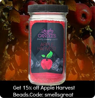 15% off Aroma Apple Beads Starting 11/18