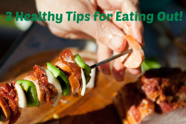 Avoid Eating-Out Dilemmas with These 3 Tips