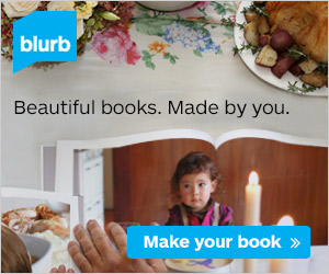 Save 30% on Blurb's Print Books Until November 30th