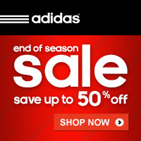 Huge adidas Cyber Sunday/Monday/Tuesday Sale