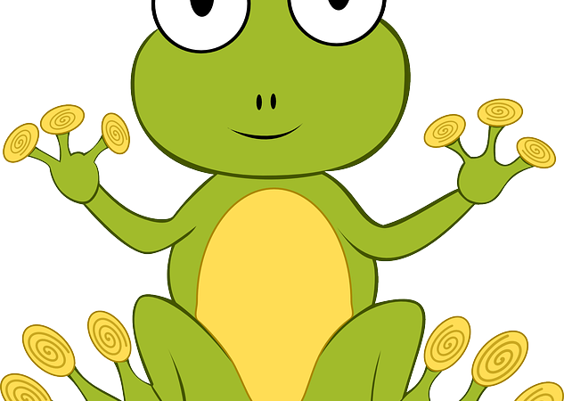 Frog Trouble {Giveaway}