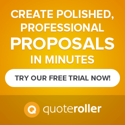 Get 50% off First Month + 14-Day Free Trial at Quote Roller