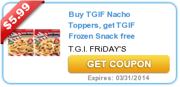 New Coupons (Milky Way + Hershey's + TGIF) & Offers 11/25