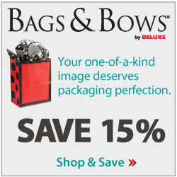 15% Off Entire Holiday Bags and Bows Collection
