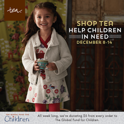 Limited Time Left! Shop Tea Collection and Give Back!