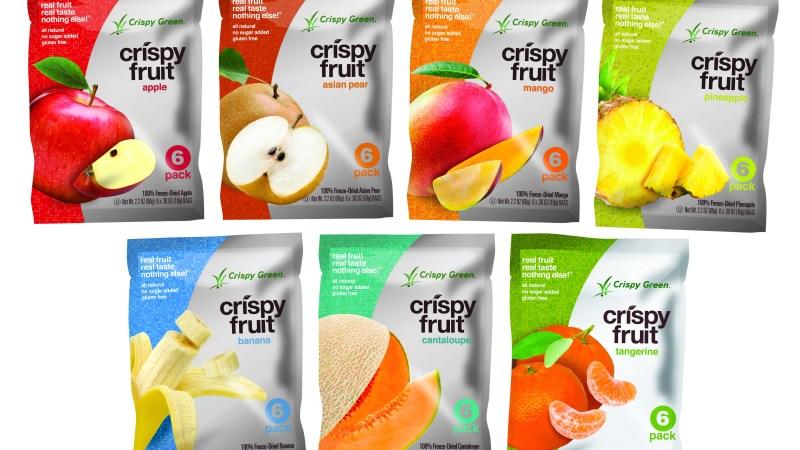 Crispy Fruit Snacks by Crispy Green {Review}