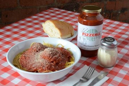 Mulberry Street Pizzeria Signature Marinara Sauce {Review}
