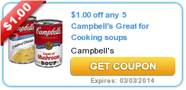 Keep Warm (Campbell's) & Feed the Munchkins (Gerber)